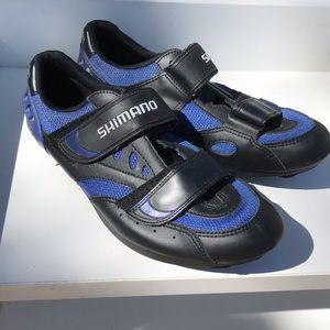 New Men's Shimano Cycling shoes Size 43